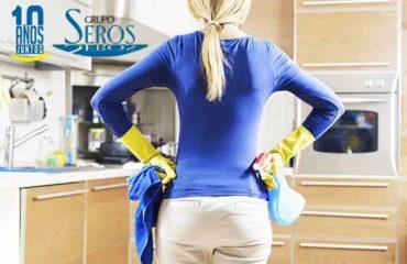 limpieza de casas en burgos empresa seros