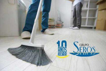 Limpieza de pisos de alquiler en Burgos