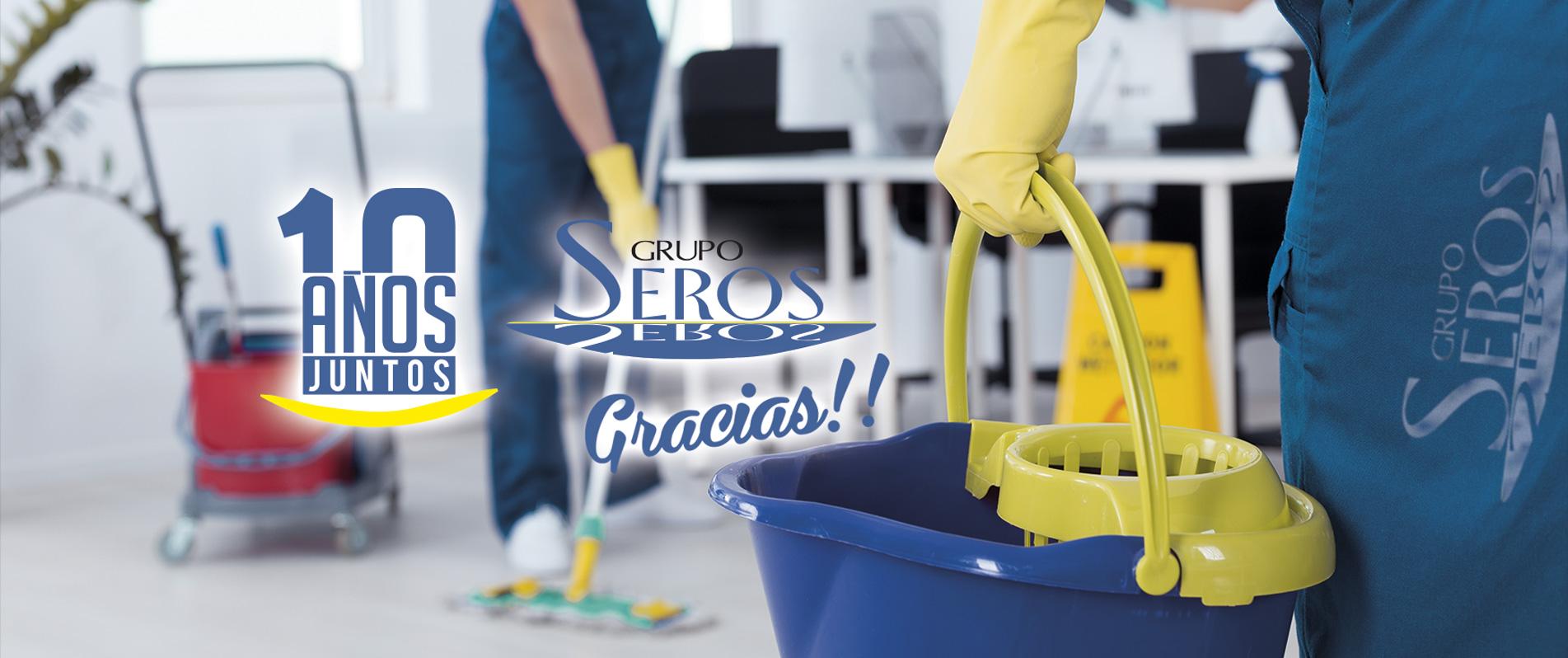 empresa de limpiezas en burgos seros multiservicios