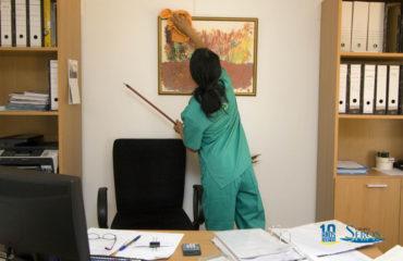 Limpieza profesional de oficinas en Burgos