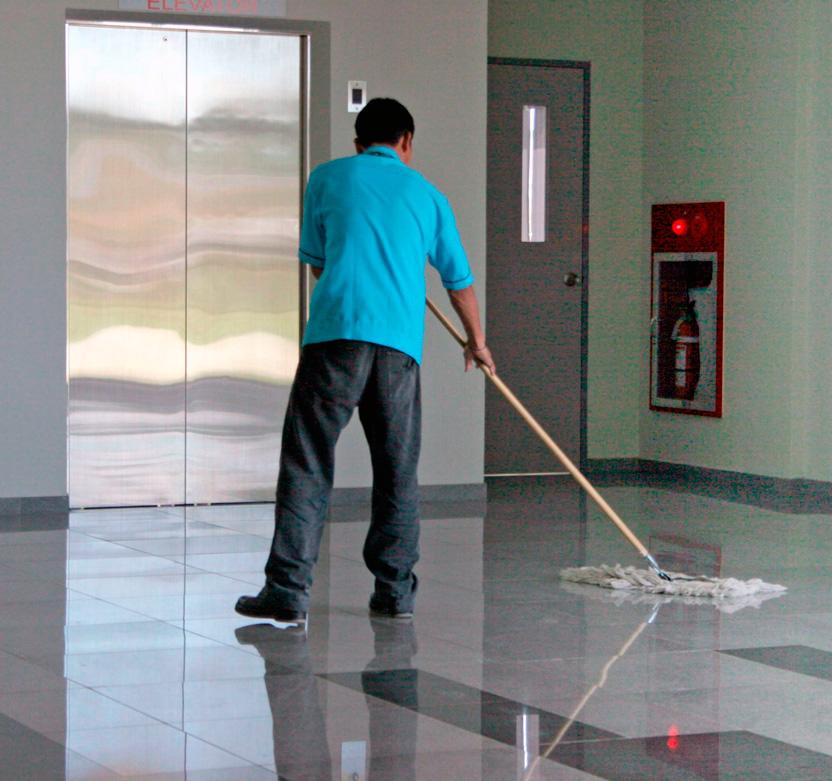 Limpieza comunidades vecinos Burgos