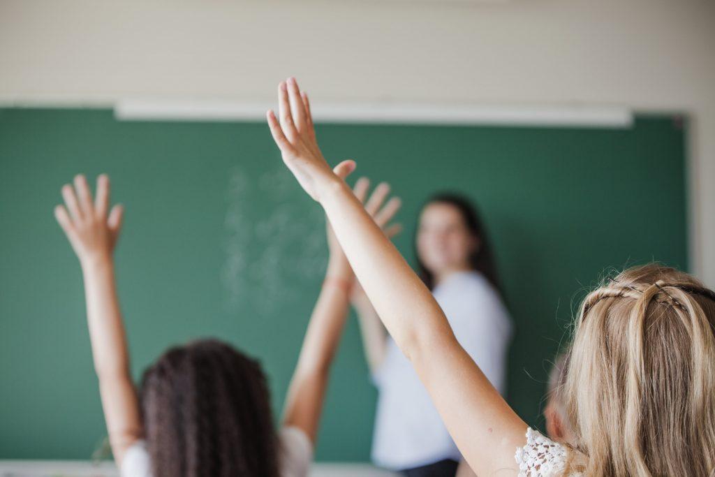 desinfeccion en aulas y colegios