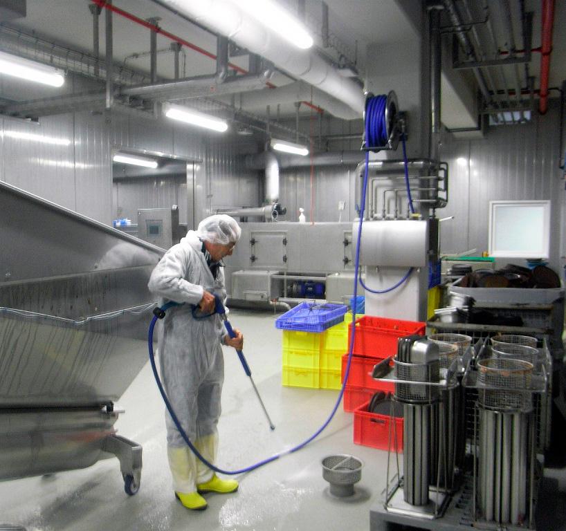 Limpieza Industria Burgos