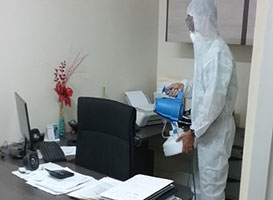 Desinfección Covid Burgos